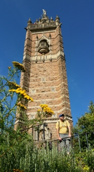 The Cabot Tower - worth the climb