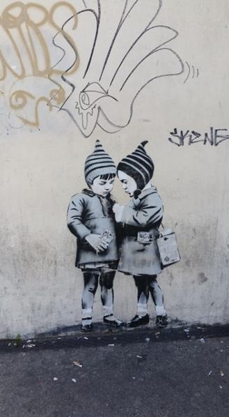 A Banksy