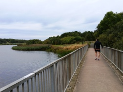 Druridge Bay parkrun course reccy