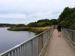 Druridge Bay parkrun course reccy